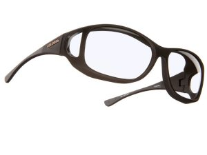 משקפי שמש שקופים להגנה על העניים