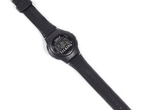 שעון יד דובר ערבית וצרפתית