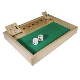 משחק SHUT THE BOX