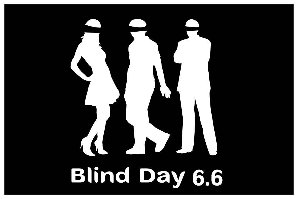 blind day poster